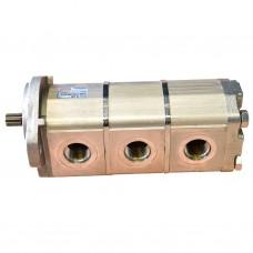 Gear pump 11,11,11 cc/r