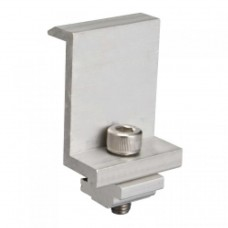 Accessories available for SolarRoof : End Clamp