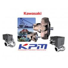 Kawasaki Piston motor