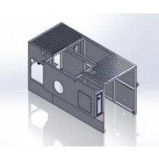 Frame MAX Cane Harvester : Engine Room Set