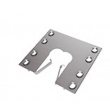 Accessories available for SolarRoof : PV-ezRack Grounding Clamp