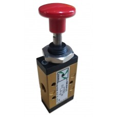 Push button-Spring (Red)